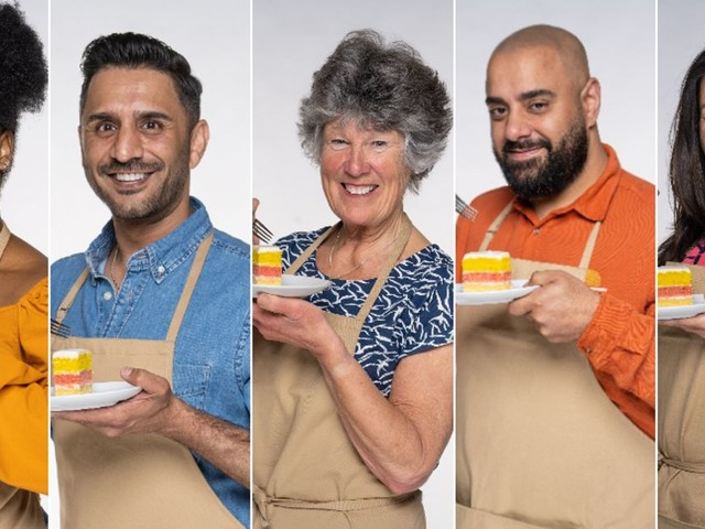 Great British Bake Off: Meet The 12 Contestants Being Put Through Their Paces This Year