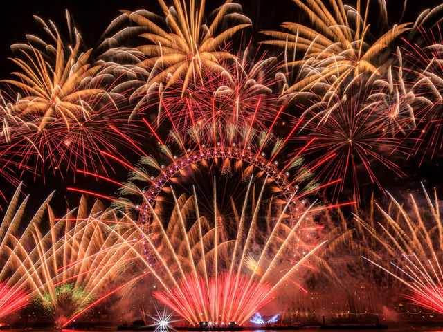 The Release Date For London's New Year's Eve Fireworks Has Just Been Announced