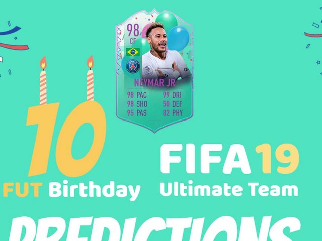 FUT Birthday predictions - Manchester United and Man City stars set for upgrade and position change
