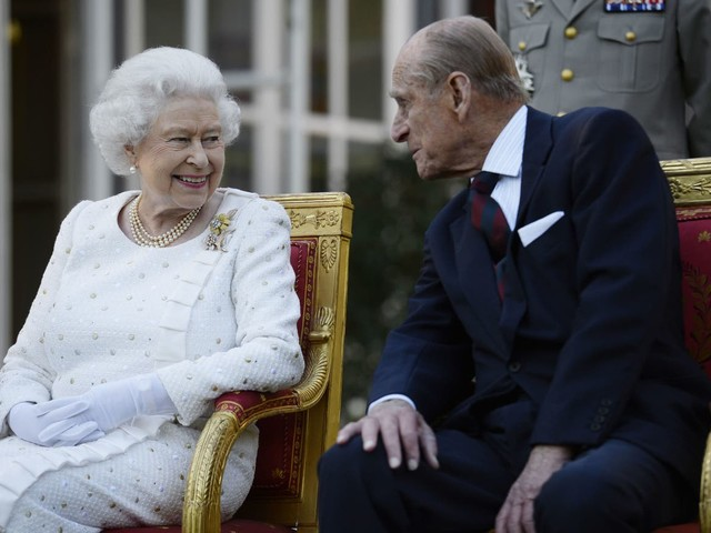 How Philip's practical jokes landed him in trouble with the Queen