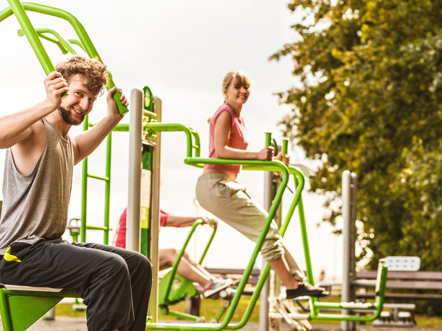 How To Make The Most Of Your Local Outdoor Gym