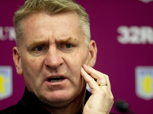 Aston Villa suffer double injury setback as Dean Smith hatches West Brom plan