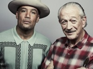 Ben Harper And Charlie Musselwhite Share New Single Found The One