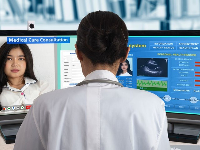 Virtual Doctors Are Here to Stay
