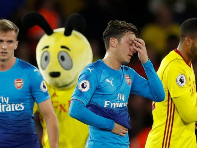 Troy Deeney claims Arsenal have no cojones and Premier League rivals no longer fear them