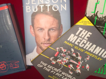 Festive Season F1 Book Review: Four F1 page-turners to put in your stocking