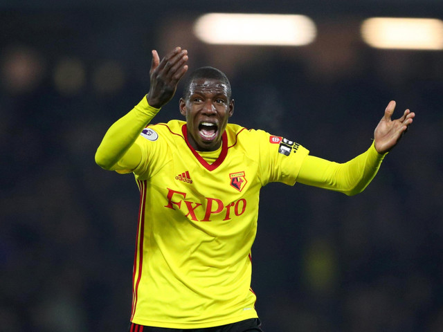 Arsenal set for transfer battle with Everton to sign relegated Watford star Abdoulaye Doucoure this summer