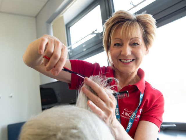 Virtual hair loss support service launched for cancer patients in the north-east