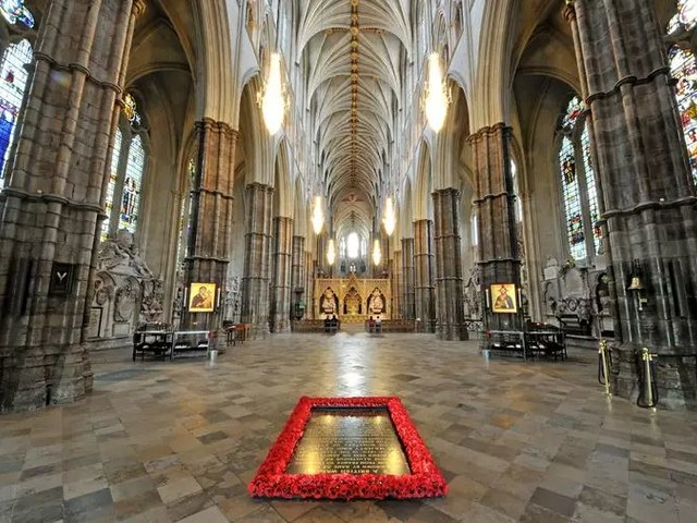 Tickets Alert: Opportunity to photograph inside Westminster Abbey