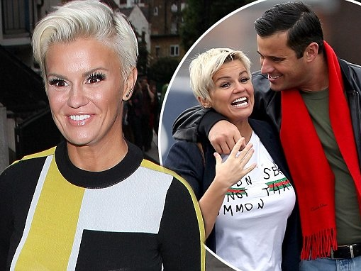 Kerry Katona reveals she's split from beau James English