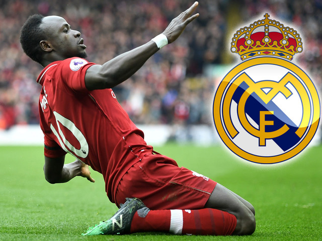 Real Madrid eye Liverpool goal hero Mane… but will cost more than £130m