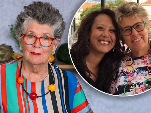 GBBO's Prue Leith brands Britain's adoption system 'unbelievably difficult'