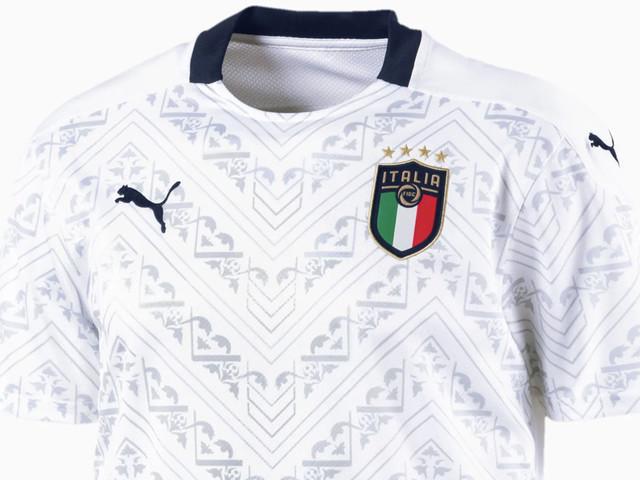 Italy unveils spicy 2020 away kit