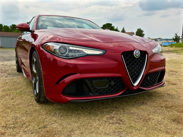 FIRST DRIVE: Alfa Romeo Giulia Quadrifoglio — Italy at its finest