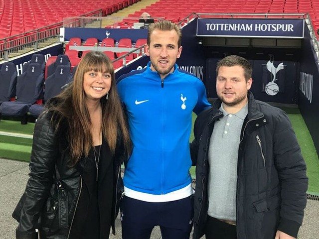 Harry Kane gives Tottenham fan VIP treatment after performing life-saving CPR to fellow Spurs supporter