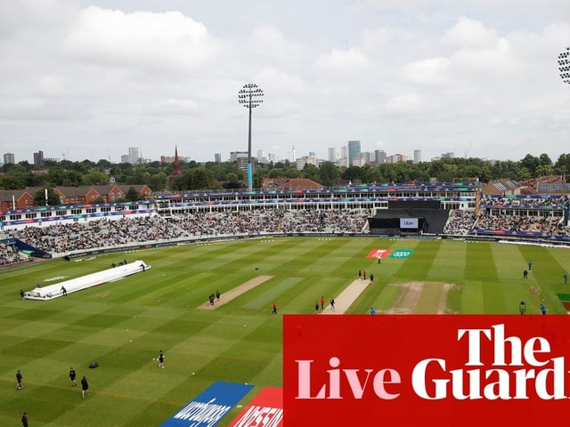 New Zealand v South Africa: Cricket World Cup 2019 – live!