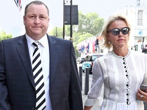 Pay my brother £11m, Mike Ashley tells Sports Direct board