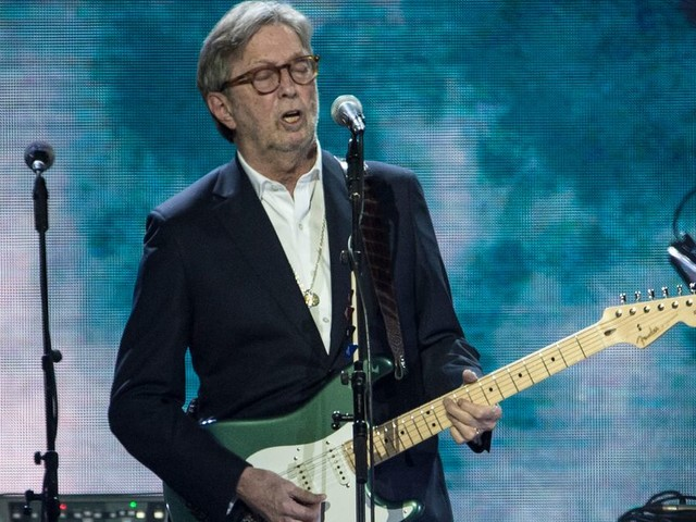 Eric Clapton Must Be Miserable Tonight, Because He Broke His COVID Tour Mandate