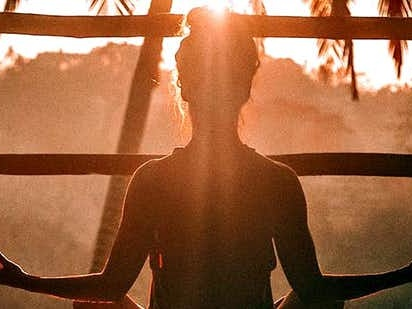Feeling Trapped By Your Depression? Here's How Meditation Can Help