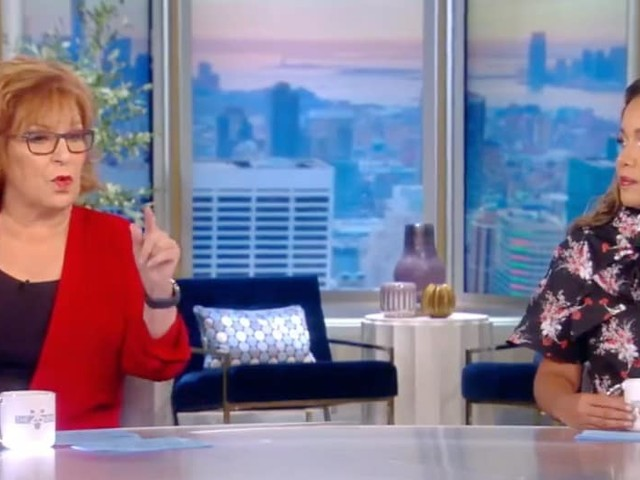 'The View' Hosts Spar Over Whether General Milley Committed Treason With China Calls (Video)