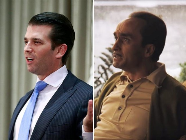 Comparing Donald Trump Jr. to Fredo Corleone Is Grossly Unfair. To Fredo.