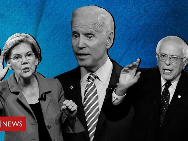 Democratic debate: Elizabeth Warren evades question about tax rises