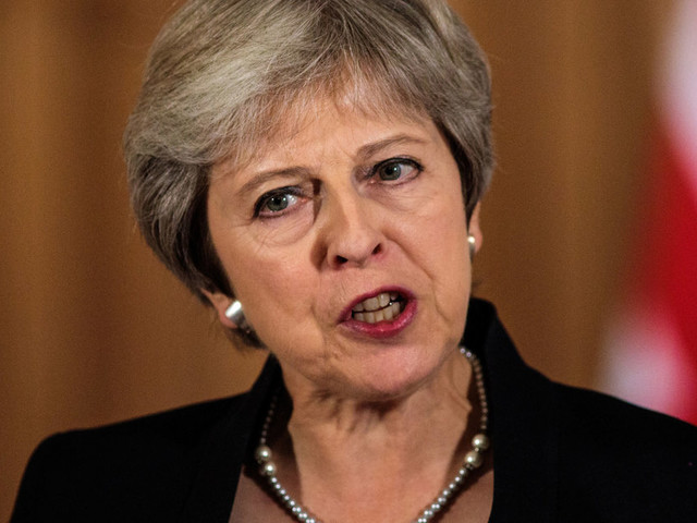 Fresh Blow For May's Chequers Plan As Poll Shows Voters Prefer 'Canada-Style' Brexit Model