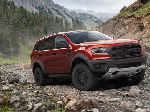 Potential Ford Everest Raptor Could Pave the Way for a Bronco Raptor