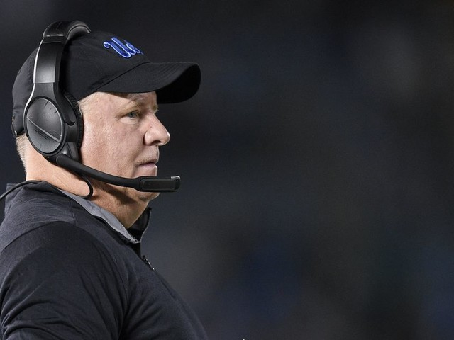 Chip Kelly probably won't have UCLA turned around just yet in 2019