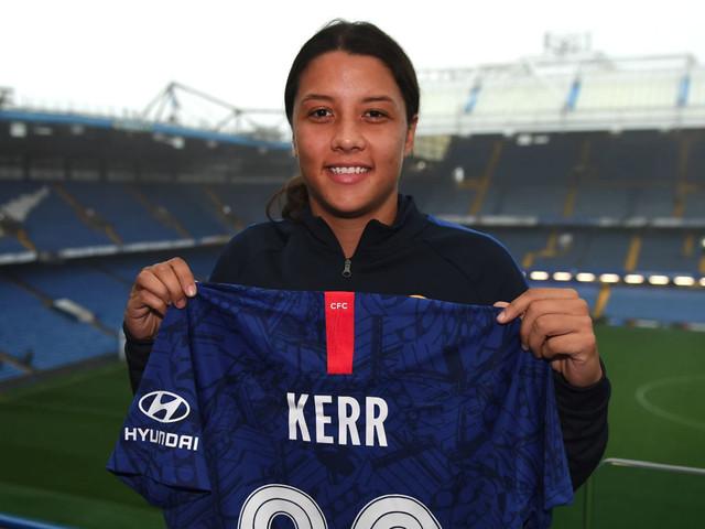 Sports shorts: Chelsea Women sign goal machine Sam Kerr and England coach Eddie Jones admits RWC final selection mistake