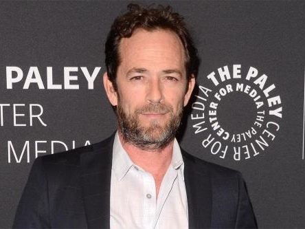 Luke Perry buried at secret site