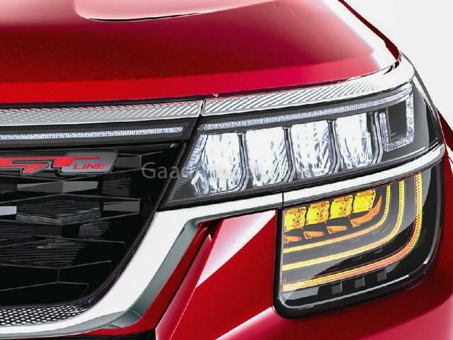 Sportier Kia Seltos GT Line To Use 140 HP Producing 1.4L Turbo Petrol Engine