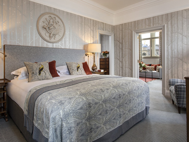 The Balmoral's JK Rowling suite: Luxury with a touch of magic