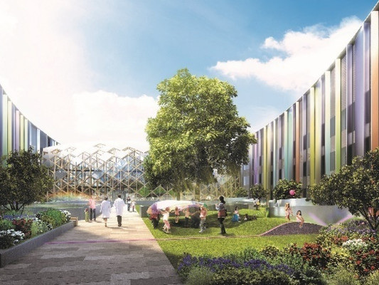 Escalating children's hospital costs will 'undoubtedly' impact on other health projects