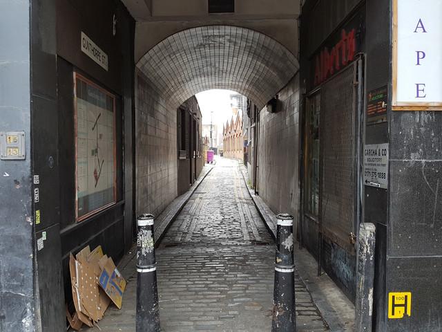 London's Alleys – Gunthorpe Street, E1