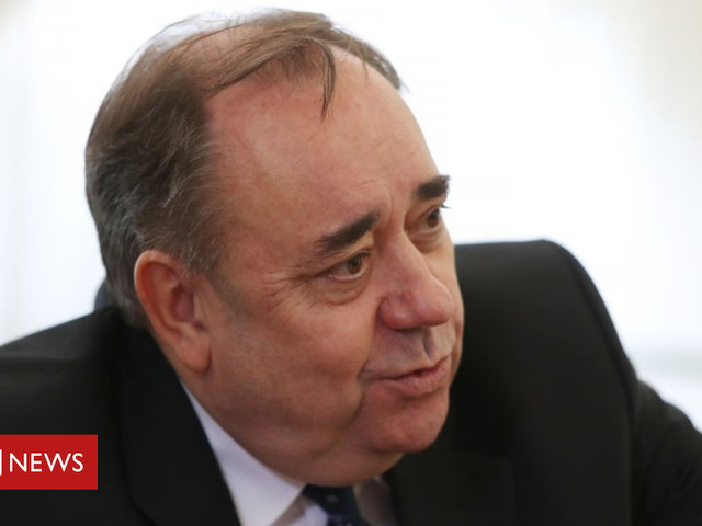 Alex Salmond legal win over redacted documents