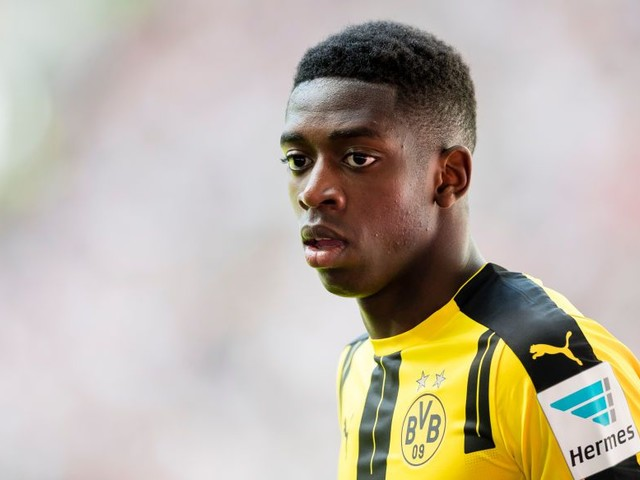 Dortmund troll Barcelona over Ousmane Dembele transfer and say no deal is 'close'