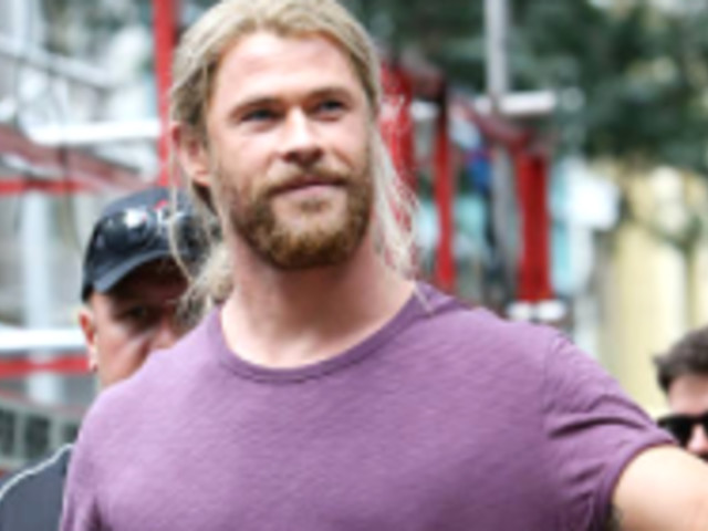 Chris Hemsworth: You Don't Need Fame To Get Your Butt Into Thor-Like Shape