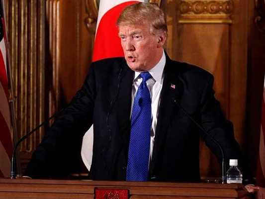 Another US Democrat Presses Impeachment Against Donald Trump