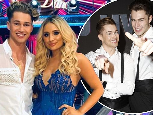 AJ Pritchard QUITS Strictly Come Dancing to become a TV presenter alongside his brother Curtis
