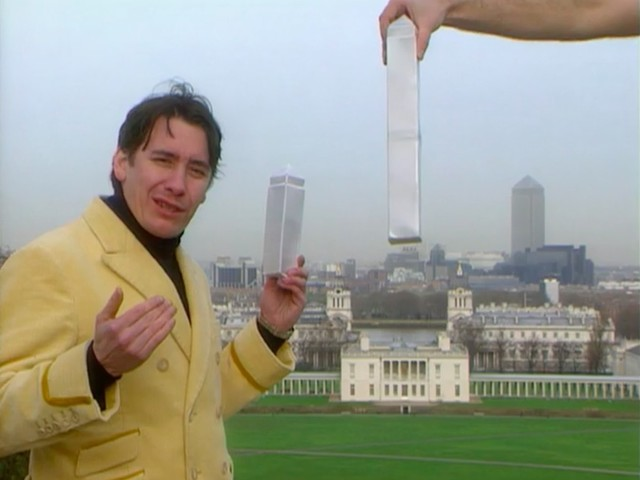 Blast From The Past: Jools Holland Loves Canary Wharf