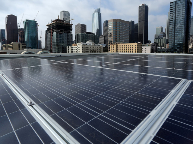 Mayors Could Shift Nearly 42 Percent Of U.S. Electricity To Renewables By 2025
