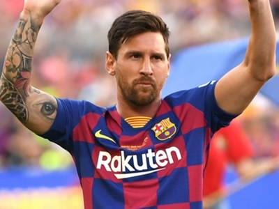 Done Deal: Messi completes India move