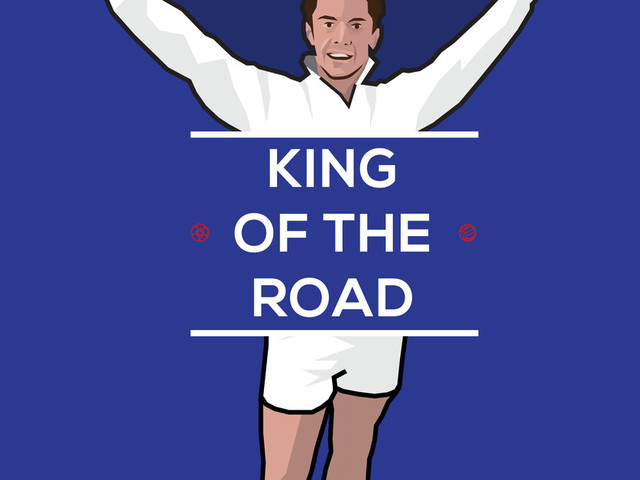 King of the Road podcast: Cracking chips and Christmas crackers
