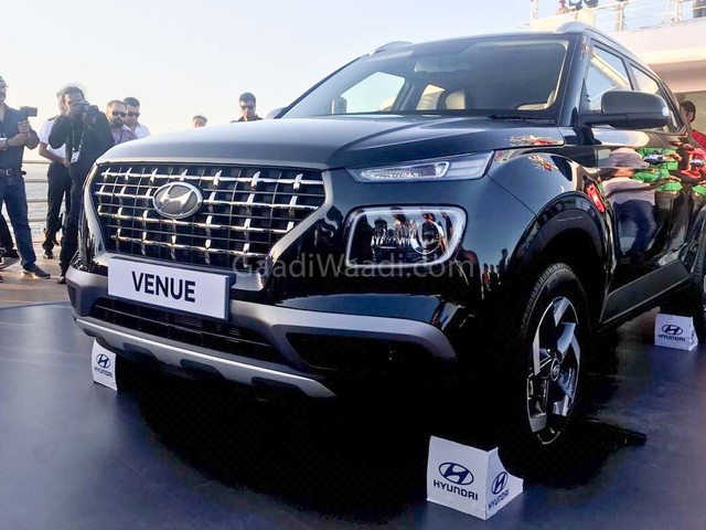 Hyundai Venue 1.0L Turbo Petrol Engine – Specs & Details