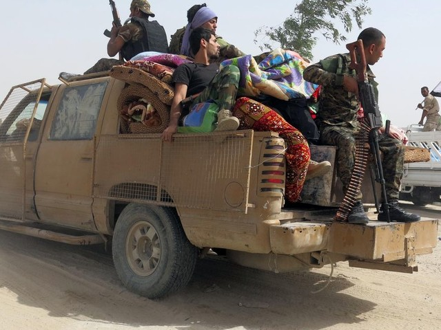 Who Are Isis-K? The Terror Group Posing A Threat To Afghanistan