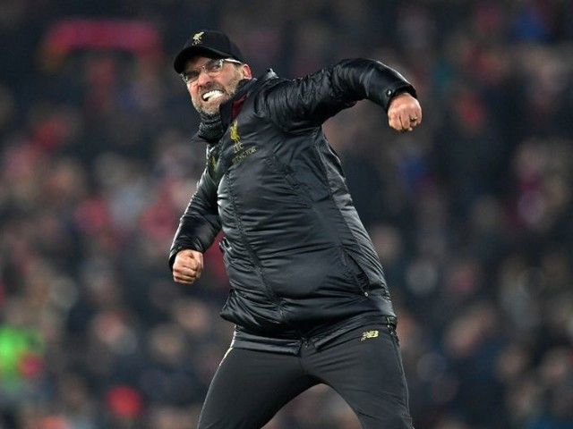 Liverpool boss Jurgen Klopp revels in clean sheet and win over Bournemouth