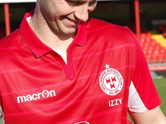 League Of Ireland: Shelbourne FC's New Kit To Feature Special Club Crest In Memory Of 16-Year-Old Academy Player Izzy Dezu, Who Died Last Year (Photo)