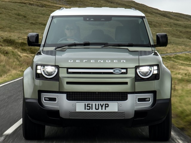 Land Rover Will Build a Hydrogen Fuel Cell Defender Prototype