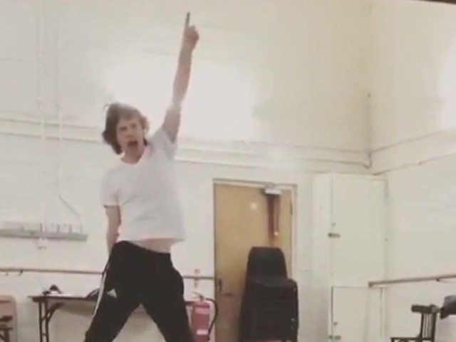 The Rolling Stones reschedule tour dates after Mick Jagger's surgery